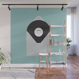 MP33⅓  Wall Mural
