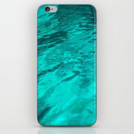 Soothing Blues  iPhone Skin