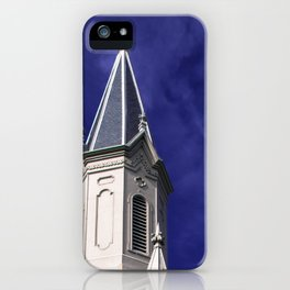 Lofty Heights iPhone Case