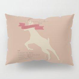 The Deer Hunter, Minimal movie poster, Michael Cimino film, alternative, Christopher Walken, De Niro Pillow Sham