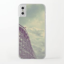 Mikado Clear iPhone Case