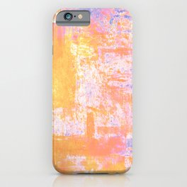Abstract Serenity 16 iPhone Case