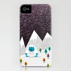Yeti iPhone (4, 4s) Slim Case