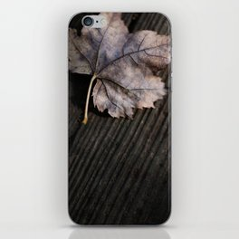 the lifelines of fall 2 iPhone Skin