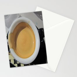 French Coffee Time Stationery Cards