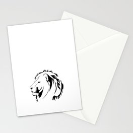 Lionhead Tribiales Stationery Cards