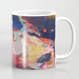 Paint Palette Coffee Mug