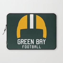 Green Bay Football Laptop Sleeve