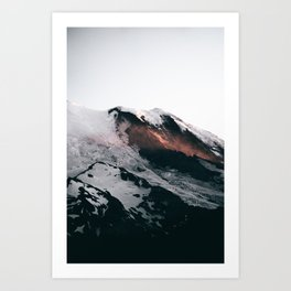 Mount Rainier VII Art Print