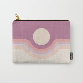 Lilac Rainbow Canyon Carry-All Pouch
