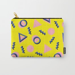 Memphis pattern 62 Carry-All Pouch