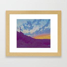9/16 .3 Framed Art Print