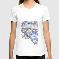 amsterdam T-shirts featuring Amsterdam by crocomila