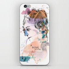 Mountain Head iPhone & iPod Skin