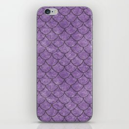 Amethyst Dragon Scale iPhone Skin