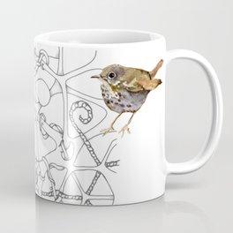 tangle wrens Coffee Mug