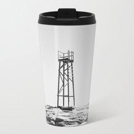 Redhead Beach Shark Tower Travel Mug