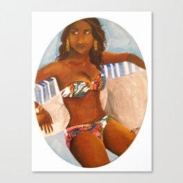 Cuba Libre, 2011 Canvas Print