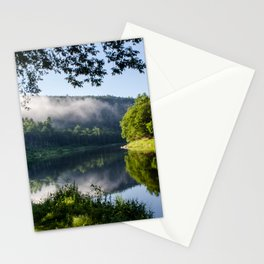 The River's Reflection Stationery Cards