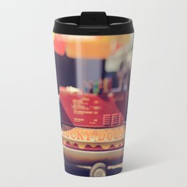 New Orleans Lucky Dogs Travel Mug