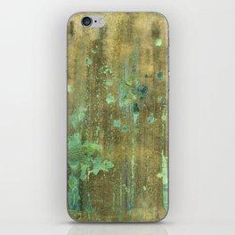 Golden Dream iPhone Skin