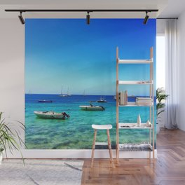 Vieques Floats Wall Mural