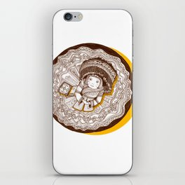 New dress for spring iPhone Skin