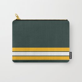 Green bay graphic Carry-All Pouch