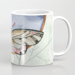 Night Moth Coffee Mug