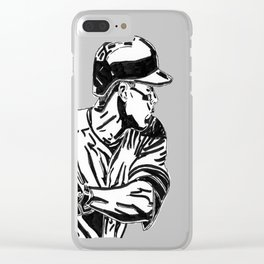 Aaron Judge Clear iPhone Case