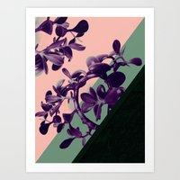 Jade there Art Print
