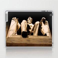 Lincoln stirs Laptop & iPad Skin