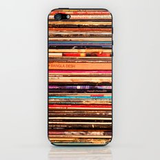 33-1/3 RPM iPhone & iPod Skin