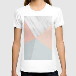 Blossom Geometry T-shirt