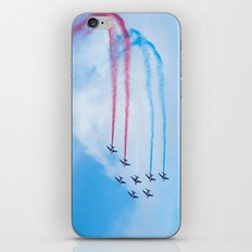 PAF - Patrouille de France - Hyeres637-2010 aircraft aviation  637 iPhone & iPod Skin