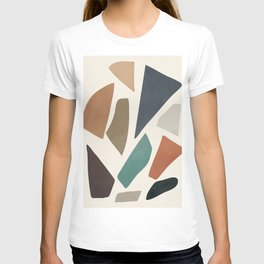 Colorful Shapes I T-shirt