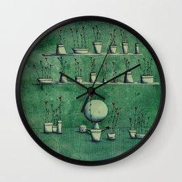 Same old, same old Wall Clock