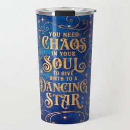 Dancing Star Travel Mug