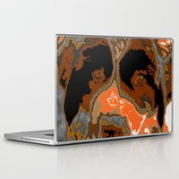 puppy Laptop & iPad Skins featuring Puppy by Dawn Hayes
