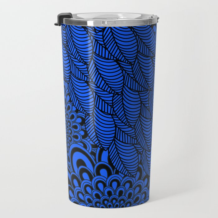Pattern C 3 Travel Mug