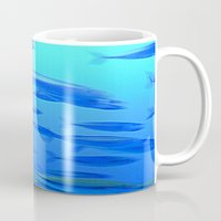 school Mugs featuring School by LilyMichael Photography