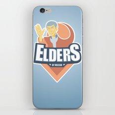 Elders of Vulcan iPhone & iPod Skin