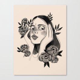 Don't Wait too Long Canvas Print