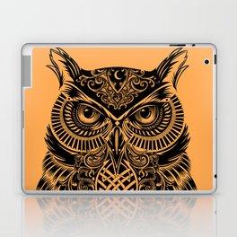 Warrior Owl 2 Laptop & iPad Skin