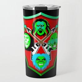 Tribute to Metal Icons Travel Mug