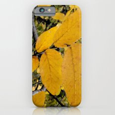 Yellow Leaves of Autumn iPhone 6s Slim Case
