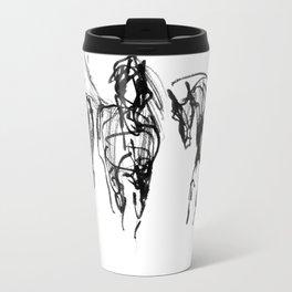 Horses (Trio) Travel Mug