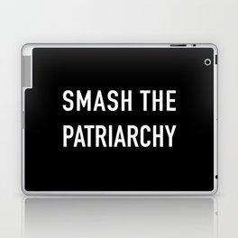 Smash the patriarchy Laptop & iPad Skin