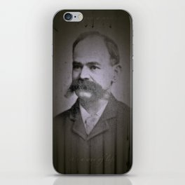 stache iPhone Skin