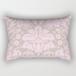 French chic pink Rectangular Pillow